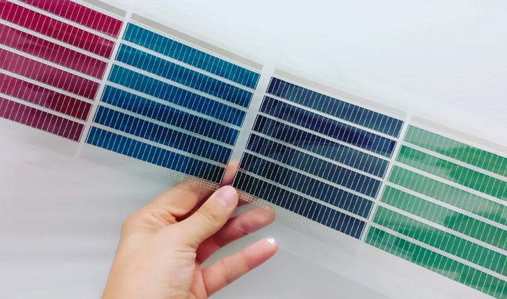Organic Solar Panels